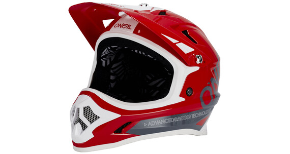 ONeal Backflip RL2 Bungarra Helmet red/gray